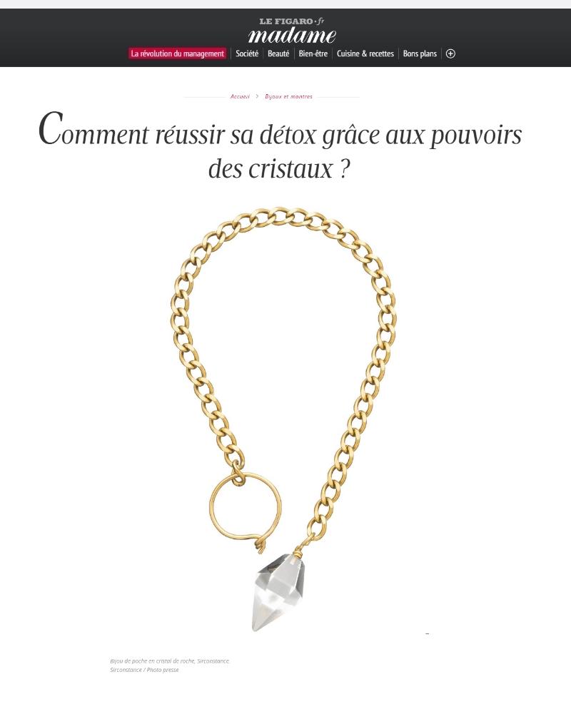 Madame Le Figaro Blog